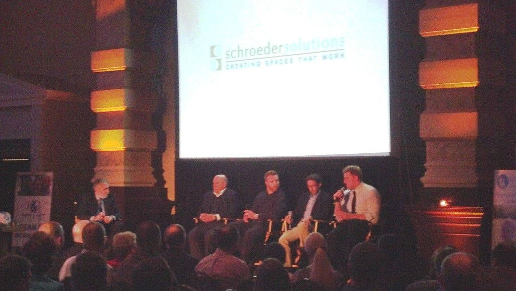 Alvarez, Kuhn, Werner & Watt talk about the business of doing good.